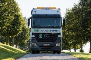 Gütertransporte Bezirk Rohrbach