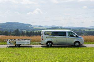 Taxi Ecker Fahrradtransporter