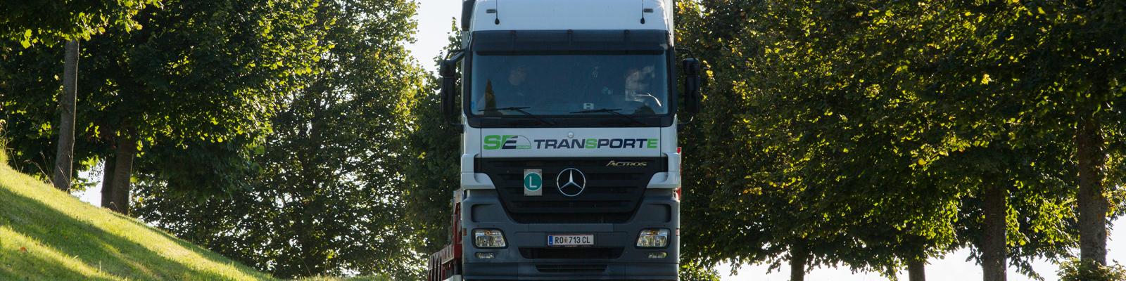 Gütertransport Kleinzell i. M.