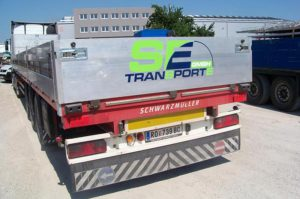 SE Transport - Sondertransport Bezirk Rohrbach